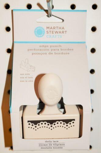Martha Stewart Edge Punch 2014 NEW
