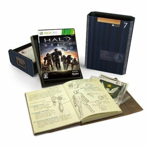 Used Xbox360 Halo Reach Limited Edition Japan Import