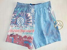 Vintage 80 90 AUSTRALIAN Boxer XL 54 Shorts Costume Beach Pantaloncini DISCO NOS