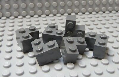 LEGO x 33 Light Bluish Gray Brick 2 x 2 NEW bulk lot