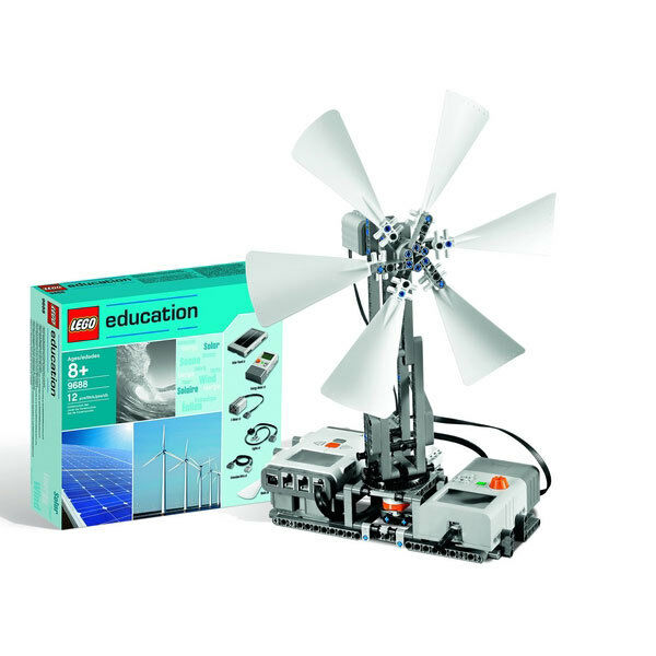 9688 LEGO Education Renewable Energy Add-on Set