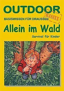 Allein im Wald   Buch   Zustand sehr gut