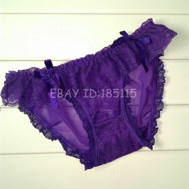 Womens Sexy Fashion Panties Briefs Bikini Knickers Lingerie Underwear 2027