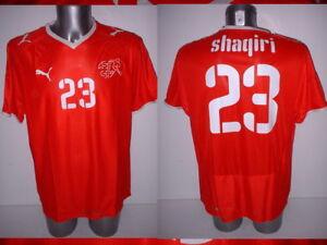 00ee07d8367 Switzerland Shaqiri Shirt Puma New BNWT Large Soccer Jersey Trikot ...