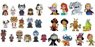 Funko Mystery Minis Disney Villains Heroes vs Villains Pezzi Singoli Seleziona