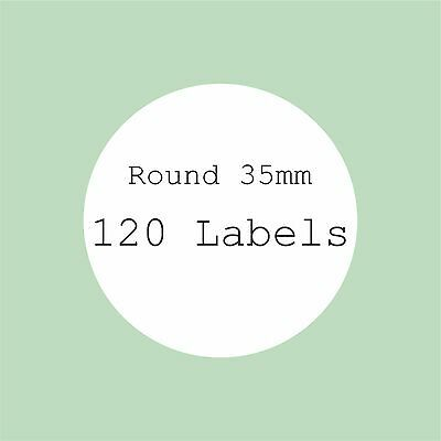 5 A4 SHEETS BLANK LABELS ROUND SQUARES OVAL STICKERS RECTANGLE CIRCLES STICKER