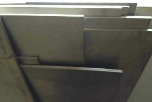 Titanium plate Ti Titan Gr.5 Gr5 Grade 5 Plate Sheet 3 x 50 x 200 mm #EW8-75 GY