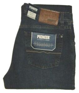 PIONEER-RANDO-W-48-L-32-Herren-STRETCH-Jeans-Darkstone-1680-938-02-2-Wahl