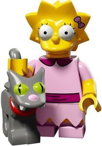 The-Simpsons-2-Lego-collectible-minifig-Lisa-with-cat-Snowball-II