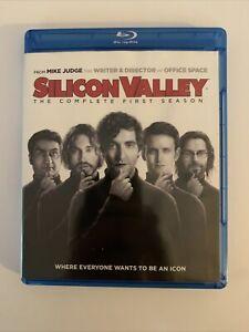 Silicon Valley: temporada 1 (Blu-ray, 2015, 2 Discos una región)