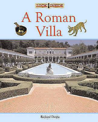 (Good)-A Roman Villa (Look Inside) (Paperback)-Chrisp, Peter-0750252030