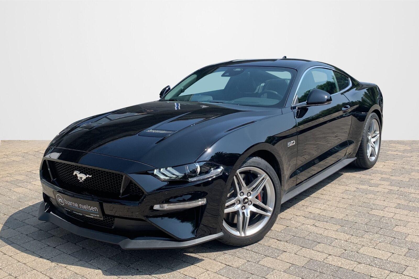 Ford Mustang 5,0 V8 GT Fastback aut. 2d - 799.900 kr.