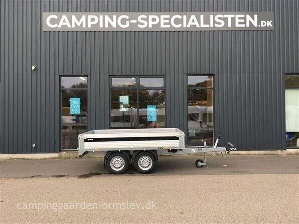 Trailer, Brenderup, lastevne (kg): 690