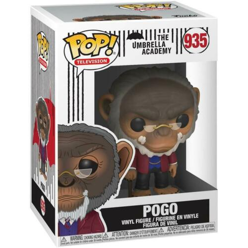 Vinyle Umbrella Academy Pogo Figure #935 Funko Pop