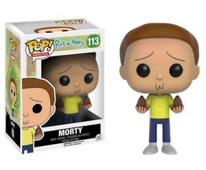 Rick-and-Morty-Morty-Pop-Vinyl-Figure