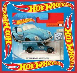 Hot-Wheels-2019-039-49-Volkswagen-Beetle-pick-up-47-250-neu-amp-ovp