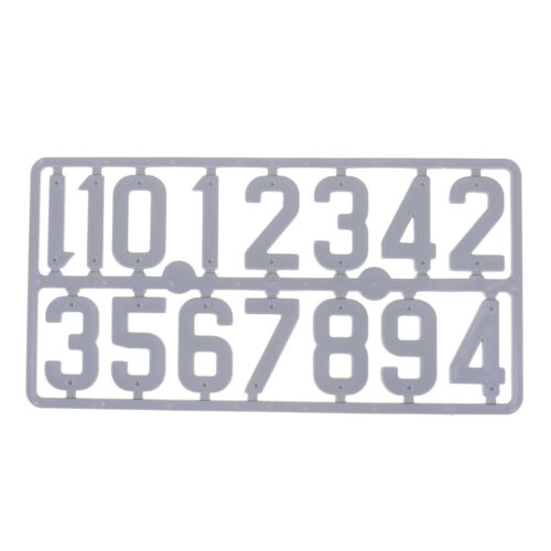 beehive plastic card number sign frame marking board beekeeping TEUS