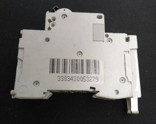 50A 40A 32A 16A 6A 25A 10A SQUARE D KQ Type C Single Pole MCB/'s 63A 20A