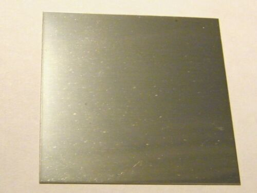 Fine Silver Sheet 20mm x 20mm x 0.50mm thick Half Hard Sheet