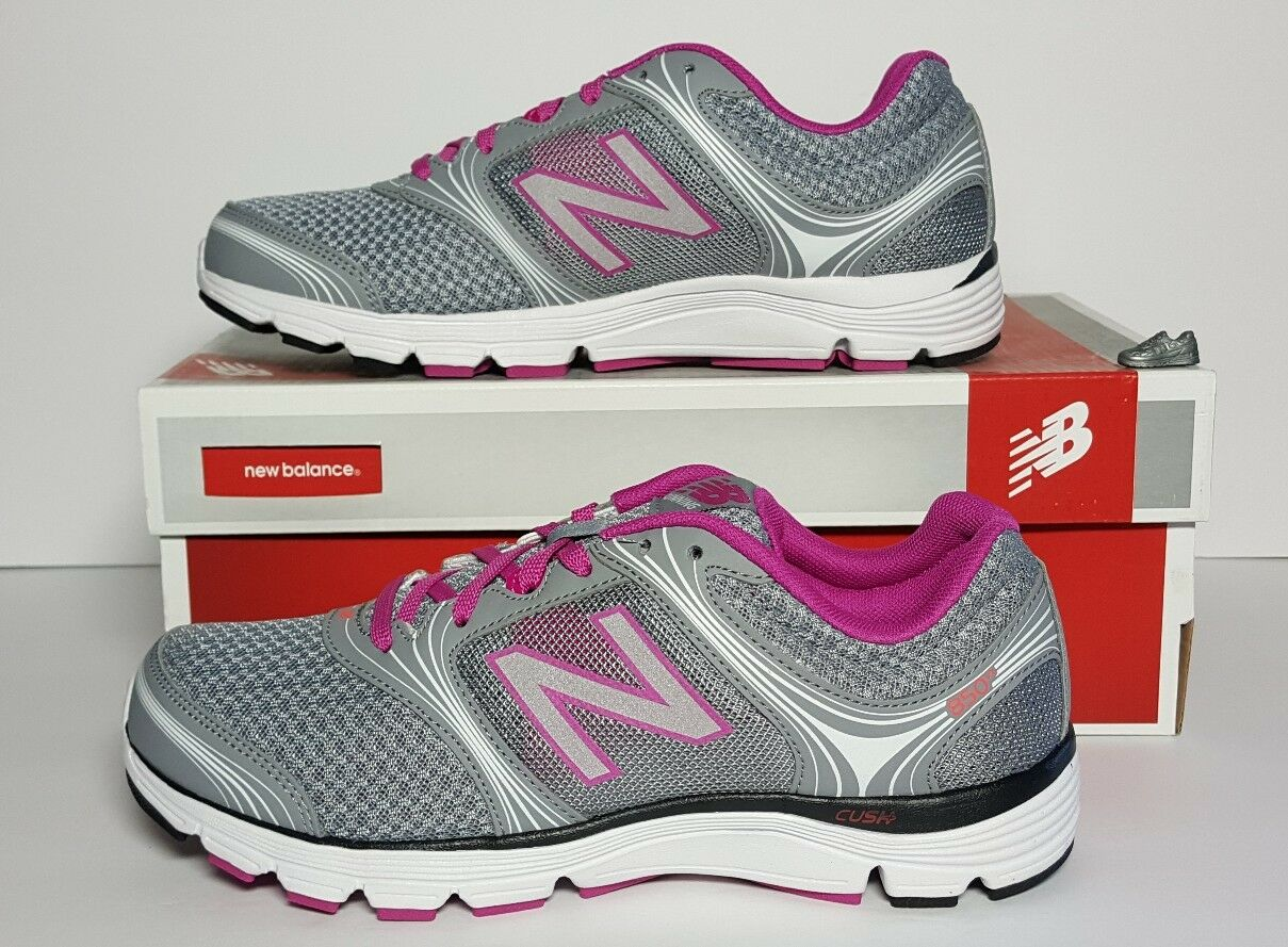 NEW BALANCE femmes RUNNING  W850GG1 Taille 7 NEW BOX gris CUSH+ chaussures