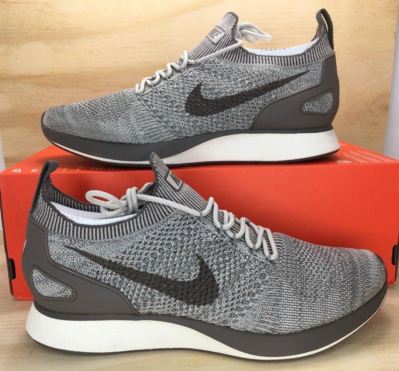 Nike Air Zoom Mariah Flyknit Racer Running Shoes 918264-200 Men Size 10.5