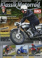Klassik Motorrad 1/10 2010 Sanglas Maicoletta OK Supreme RC Suzuki A50K FS1E