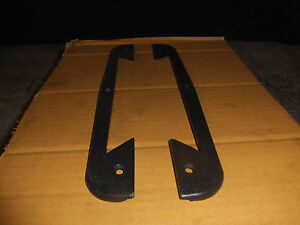 WAY-WIPERS-FOR-BRIDGEPORT-SERIES-I-MILL-Painted-Black