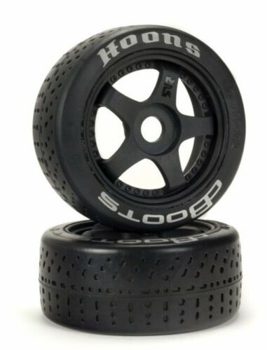 Limitless dBoots Hoons Silver Belted Tires Arrma ARA550070 1//7 Infraction