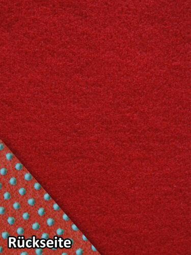 Rasenteppich Kunstrasen Standard rot 200x320 cm