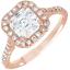 Certificado-de-GIA-Asscher-amp-Anillo-Compromiso-Diamante-Corte-Princesa-2-60-Ct miniatura 4