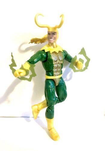 Lot of 6 Marvel Legends Custom Energy Effects GREEN