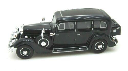 RICKO by BREKINA Modell 1:87//H0 PKW Horch 851 Pullmann schwarz #RIK38309