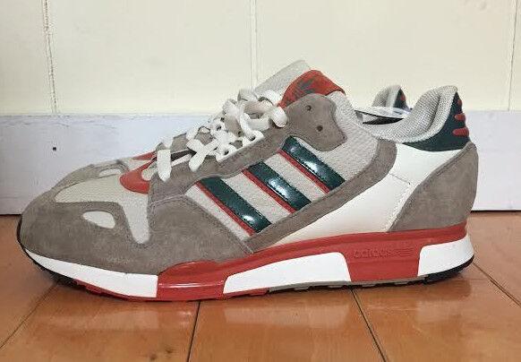 Adidas originals zx orange 800 clay grün - orange zx laufen   sz 9,5 099812 schaden b4188e
