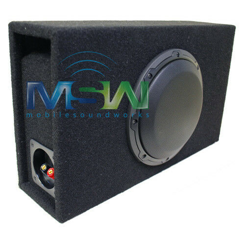 "*NEW* JL AUDIO CP108LG-W3v3 8"" 250W PORTED SUB WOOFER ENCLOSURE BOX w/ 8W3v3-4"