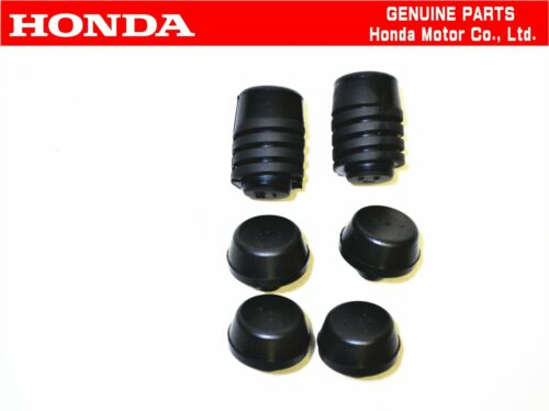 HONDA GENUINE CRX EF8 SIR Bonnet Hood Cushion Rubber Pads  OEM