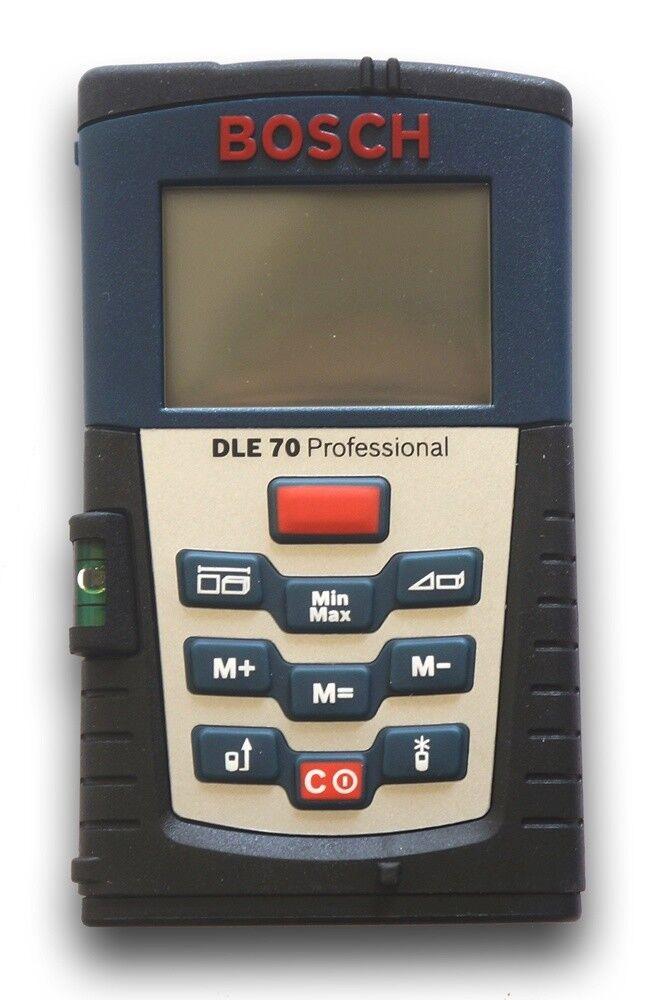 Bosch Laser - Entfernungsmesser DLE 70