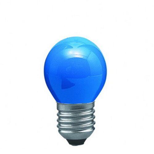 Paulmann 401.34 Gouttes Mini 25 w e27 ampoule bleu Ampoule 40134 pas cher