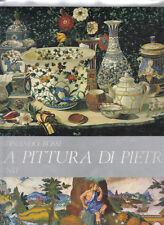 ARTE ROSSI FERDINANDO LA PITTURA DI PIETRA 1995 LIBRO GIUNTI