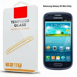 Details about 100% Genuine Tempered Glass Mobile Screen Protector For  Samsung Galaxy S3 Mini