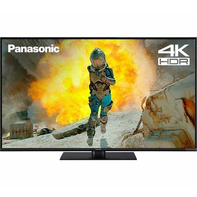 "PANASONIC TX-55FX555B 55"" Smart 4K Ultra HD HDR LED TV - HEAVY DAMAGED BOX"