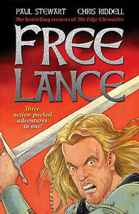Free-Lance-and-the-Lake-Of-Skulls-Stewart-Paul-Very-Good-Book