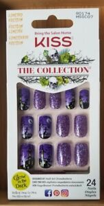 KISS The Collection Limited Edition Halloween Glue On ...