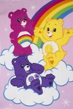 CARE BEAR FLEECE BLANKET CARE BEARS