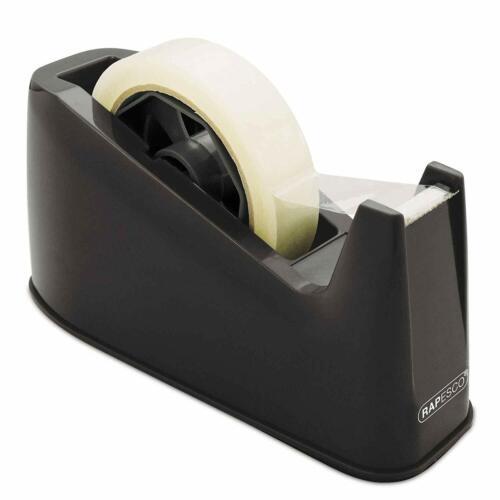 Tape Rolls up to 25 mm x 66 m Rapesco RPTD500L 500 Heavy Duty Tape Dispenser