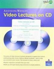 Video Lectures to Accompany a Survey of Mathematics with Applications, 8th & Exp