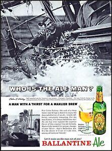 1963-Colin-E-Ratsey-sailboats-Ballantine-Ale-bottle-vintage-photo-Print-Ad-ads25