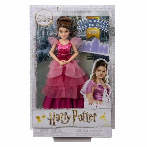 Yule Ball * NEUF * Harry Potter sorciers poupée-Hermione Granger