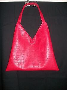 Damen Tasche Einkaufstasche Shopper Stofftasche Freizeittasche Kunstleder Neu