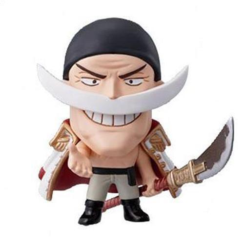 *NEW* One Piece Vol 1 Edward Newgate With Base 2.5 inch Deformaster Petit Figure