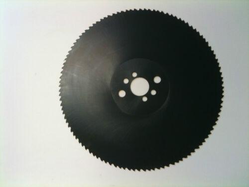HSS  Circular Saw Blades 250 x 1.6 x 32//40 Steam Treated TiN /& Cobalt Blue